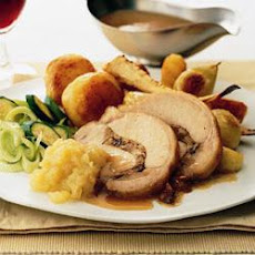 Gingered Roast Pork