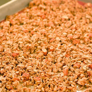 Homemade Granola From Martha Stewart Recipes