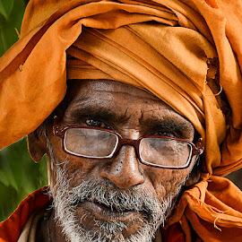Khurdu #2 by Rakesh Syal - People Portraits of Men (  )