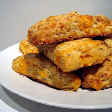 Cornmeal Jalapeno and Fresh Corn Scones