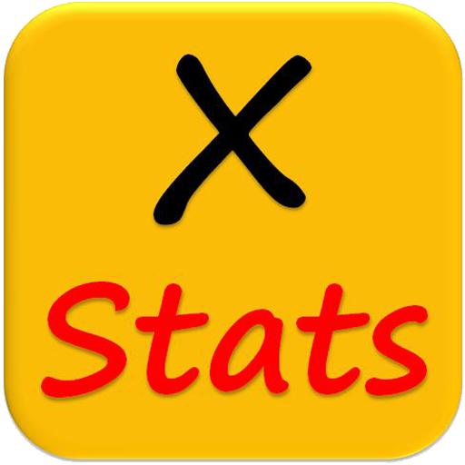 X Stats-Statistics calculator LOGO-APP點子