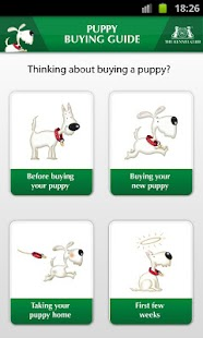 Kennel Club Puppy Buying Guide - screenshot