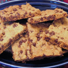 Lanell's Toll House Cookie Brittle