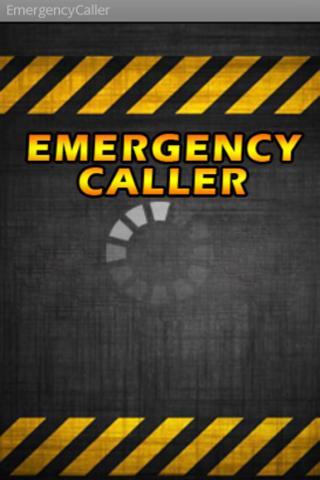Emergency Caller