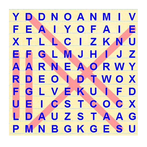 Word Search LOGO-APP點子
