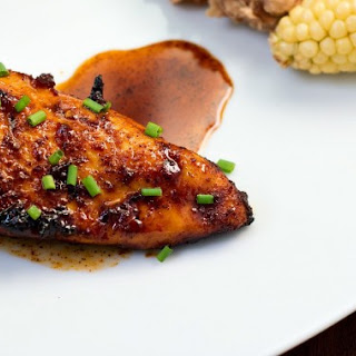 Chipotle-Honey Glazed Chicken
