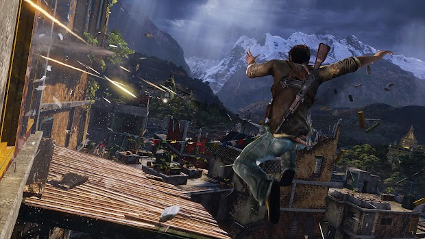 Uncharted may be a good call for a PS4 remaster says Shuhei Yoshida