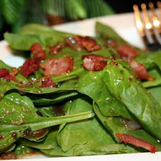 Warm Bacon Vinaigrette