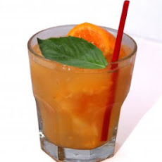 La Mandarina Tequila Cocktail