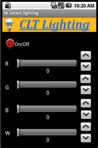 Smart Lighting Control Medium