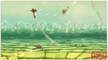 Screenshot of Six O'Clock High
