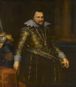 RIJKS: Michiel Jansz. van Mierevelt: painting 1608