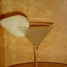 Fabulous Pear Martini