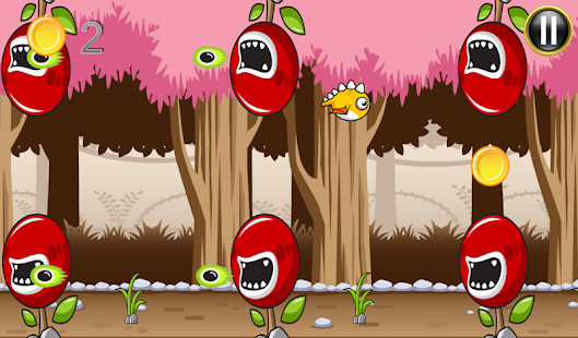 Flappy Bird Jungle Run Game- screenshot thumbnail