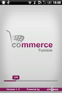 Commerce Tunisie - screenshot