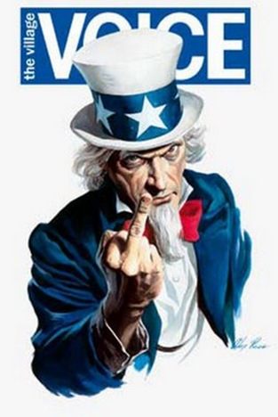 Village Voice Sam - Alex Ross
