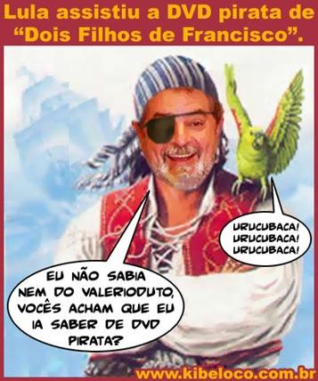 Lula-pirata