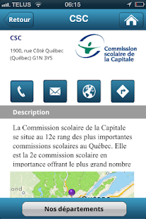 CS de la Capitale - screenshot