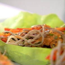 Soba Noodle-Vegetable Salad