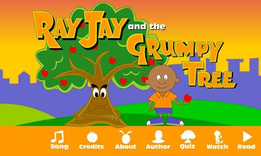 Ray Jay and the Grumpy Tree
