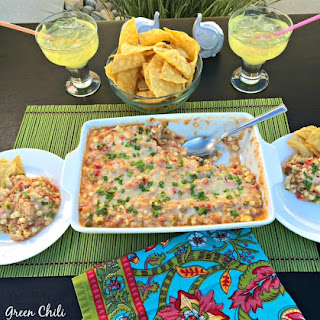 Green Chili Corn Dip