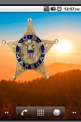US Marshal Badges