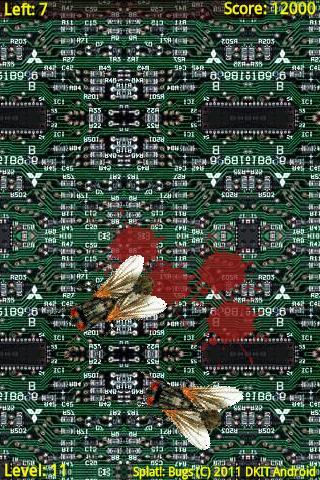 【免費街機App】Splat Bugs - FREE!-APP點子