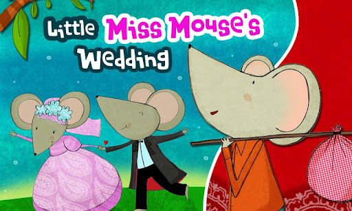 Little Miss Mouse's Wedding