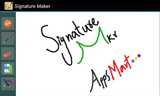 video game signature maker