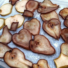 Anna Olson's Crisp Fruit Chips