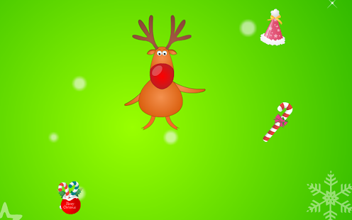 Deer Christmas - screenshot
