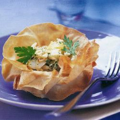 Smoked Haddock Tartlets
