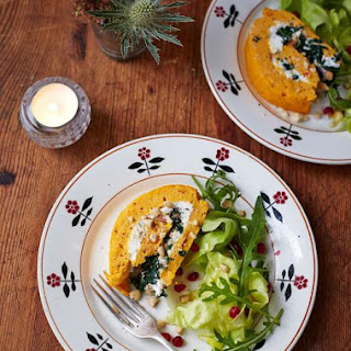 Vegetarian Spinach Roulade Recipes