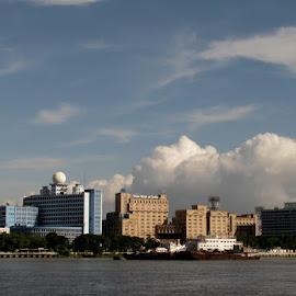 City Of Joy.... by Arnab Mitra - City,  Street & Park  Skylines