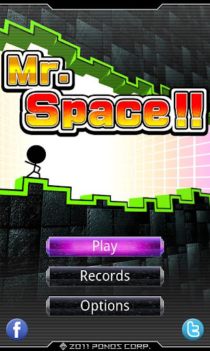 Mr.Space!! - screenshot