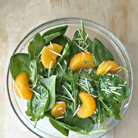 Mandarin Orange Winter Salad