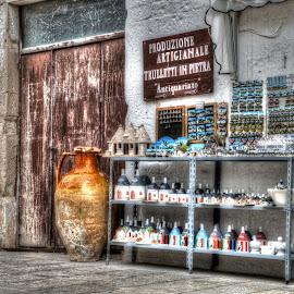 Souvenirs by Marco Merafina - City,  Street & Park  Markets & Shops