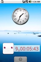 Screenshot of Madoka Countdown