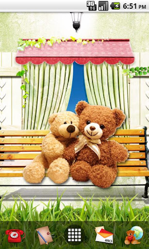 Free Bear Summer Love