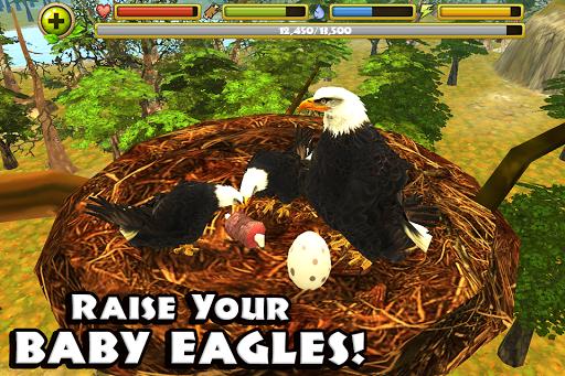 Eagle Simulator - screenshot