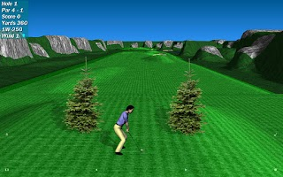 Screenshot of Par 72 Golf HD Lite