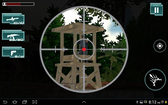 COMMANDO COUNTER STRIKE:ATTACK APK screenshot thumbnail 5