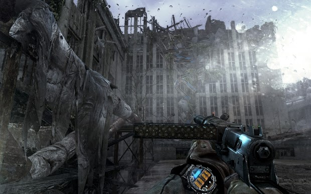 Chronicles Pack DLC arrives for Metro: Last Light