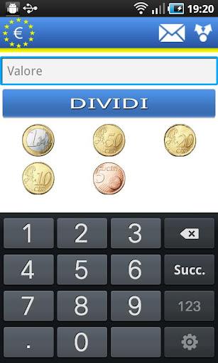 Divisore Monete Euro
