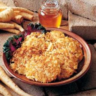 Parsnip Patties Recipes
