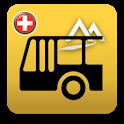 Transporte público suizo icon