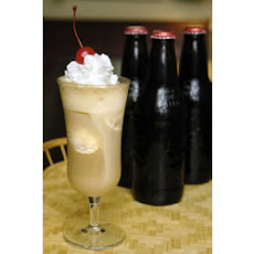 Gourmet Root Beer Float