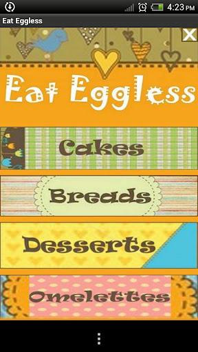 Eat Eggless