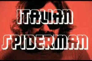 Screenshot of Italian Spiderman Trailer