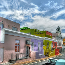 Bo-Kaap, Cape Town by John Paper - Buildings & Architecture Homes